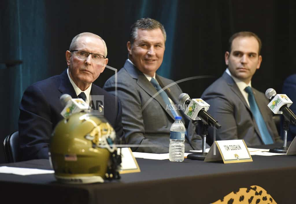 Jags give 2-year extensions to Marrone, Coughlin, Caldwell