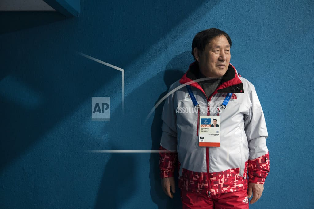 Rescued from Korean War by US ship, now Olympic volunteers
