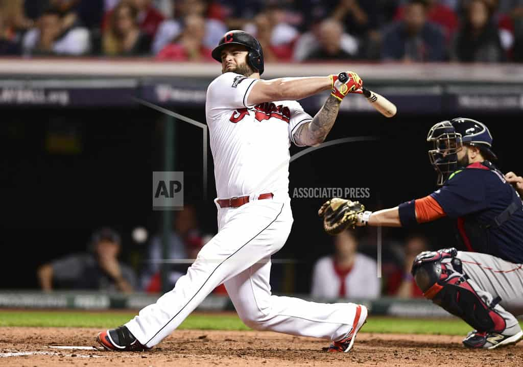 Party on? Napoli's stint may be short-lived with Cleveland