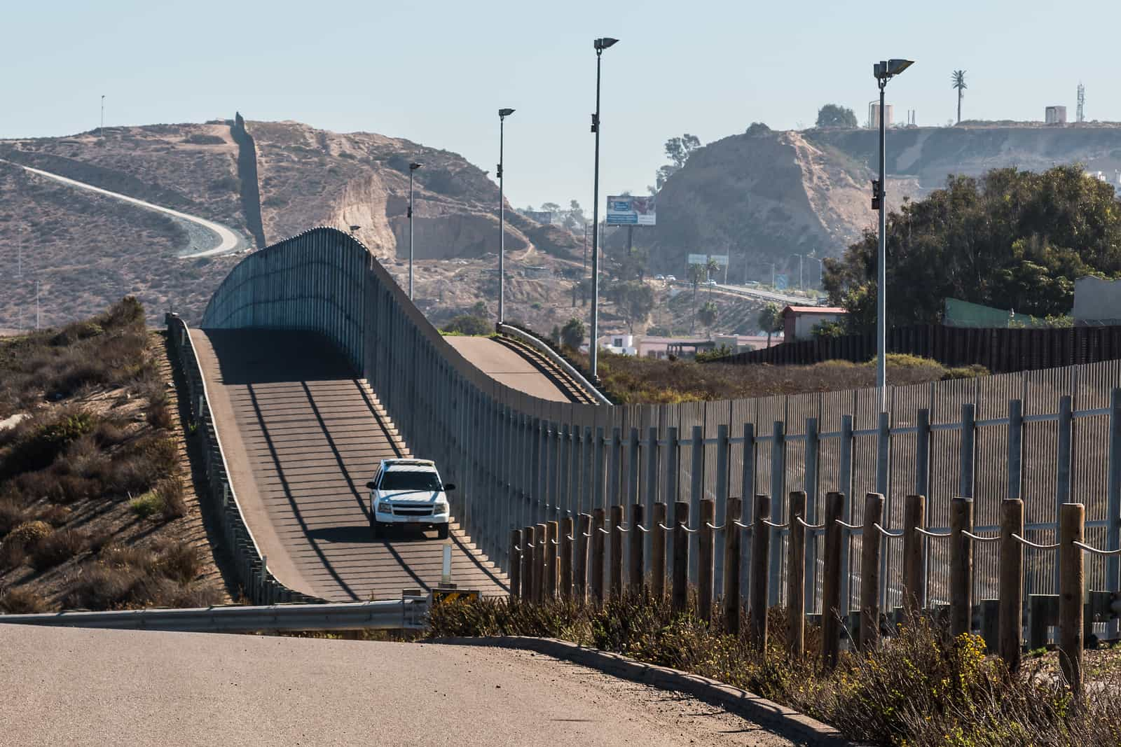 California Political News – Attorney General Becerra, California Remains Vigorously Opposed to Trump's Border Wall