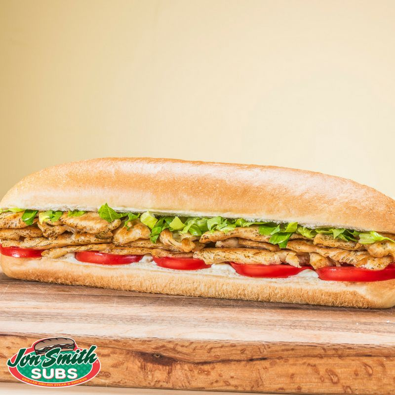 "Celebrate the ""Heart Healthy"" Month of February with Jon Smith Subs"