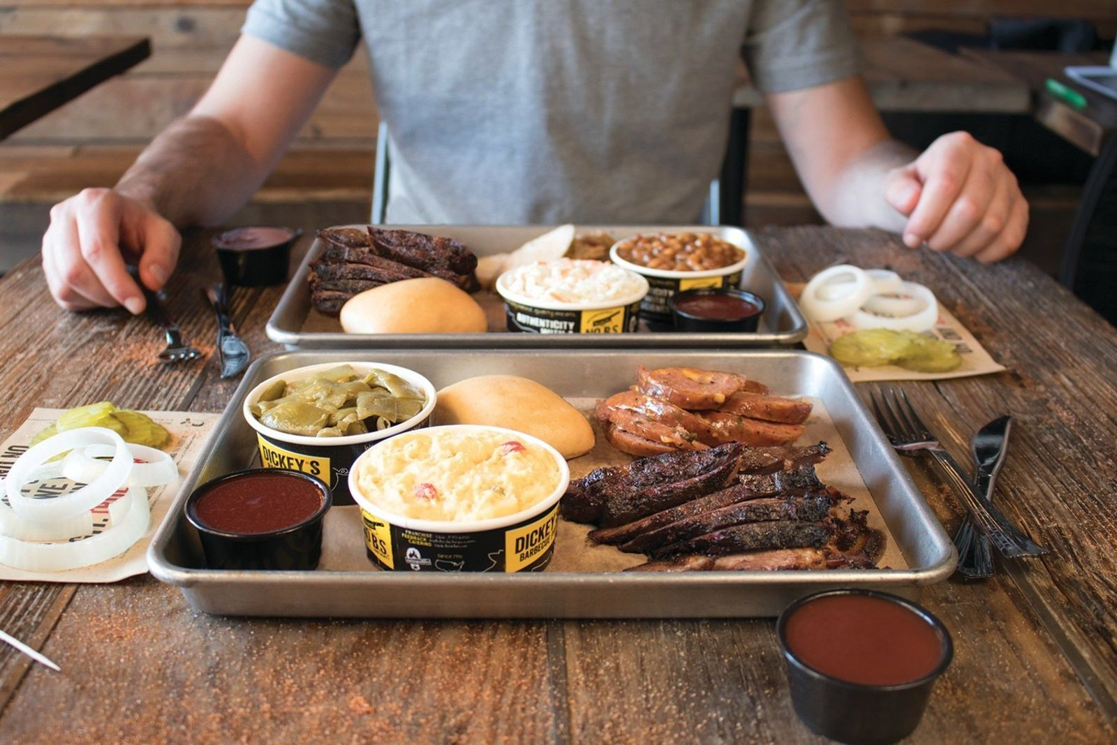 Dickey's Barbecue Pit Offers Delicious Dinner Special for Two