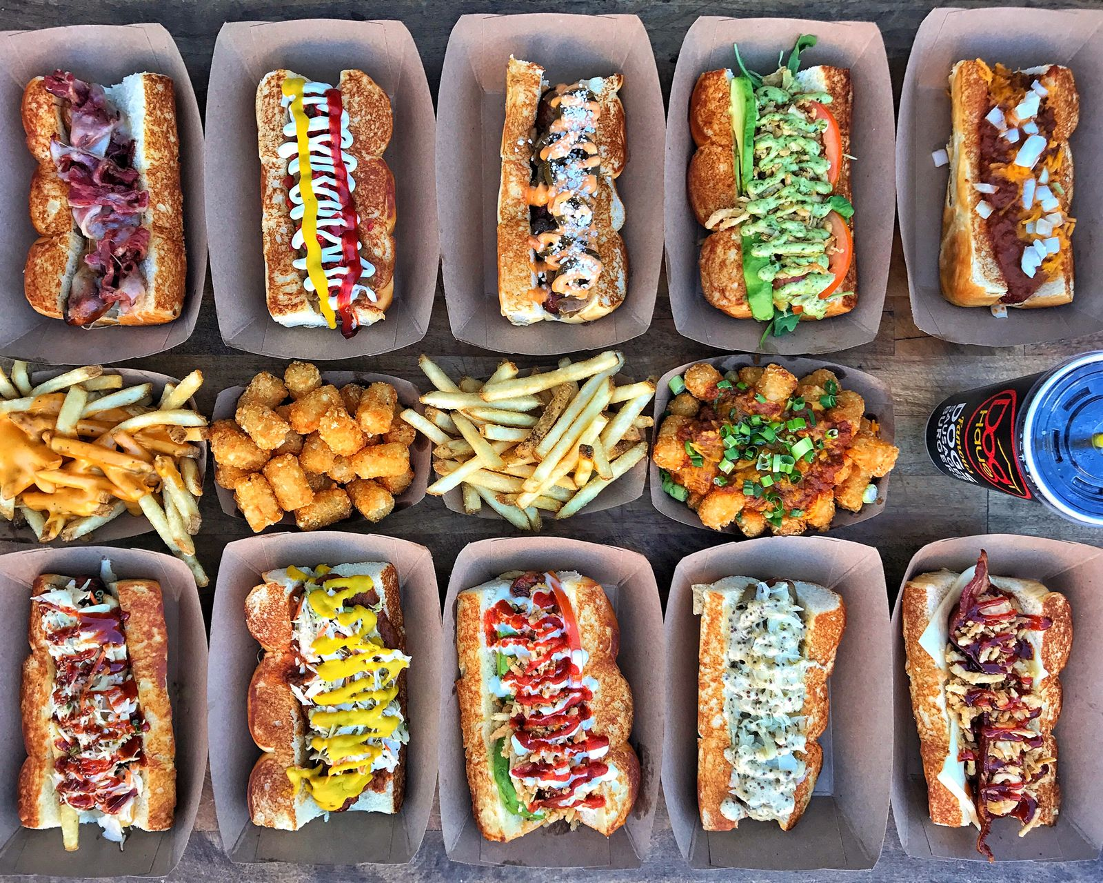 Dog Haus To Bring The Absolute Würst To Belmont