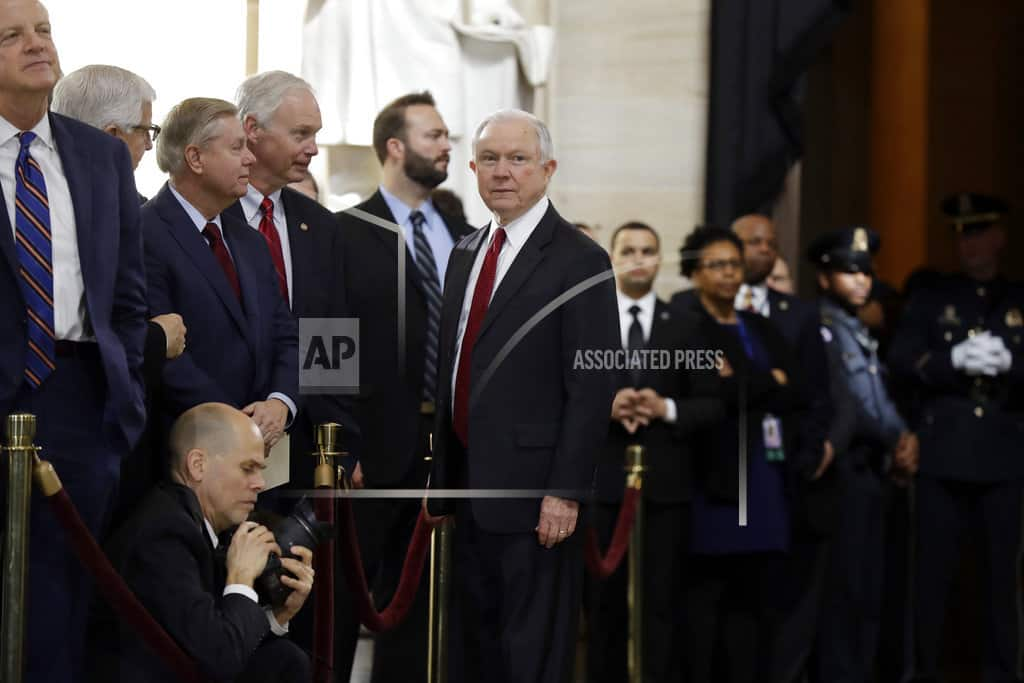 Sessions pushes back on Trump criticism over handling of FBI