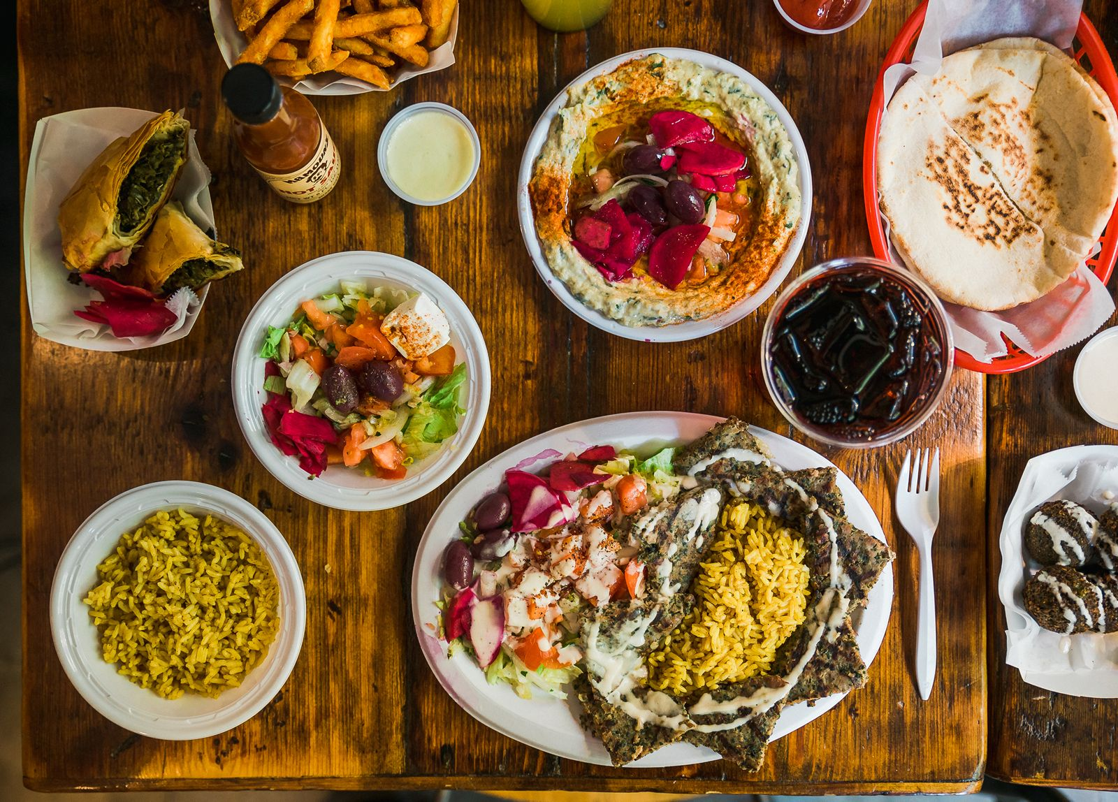 Mamoun's Falafel to Open First Texas Location in Dallas on Saturday, February 10