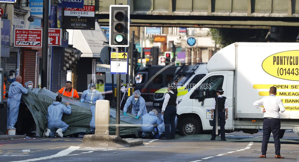 Man convicted of murder over van attack on Muslims in London