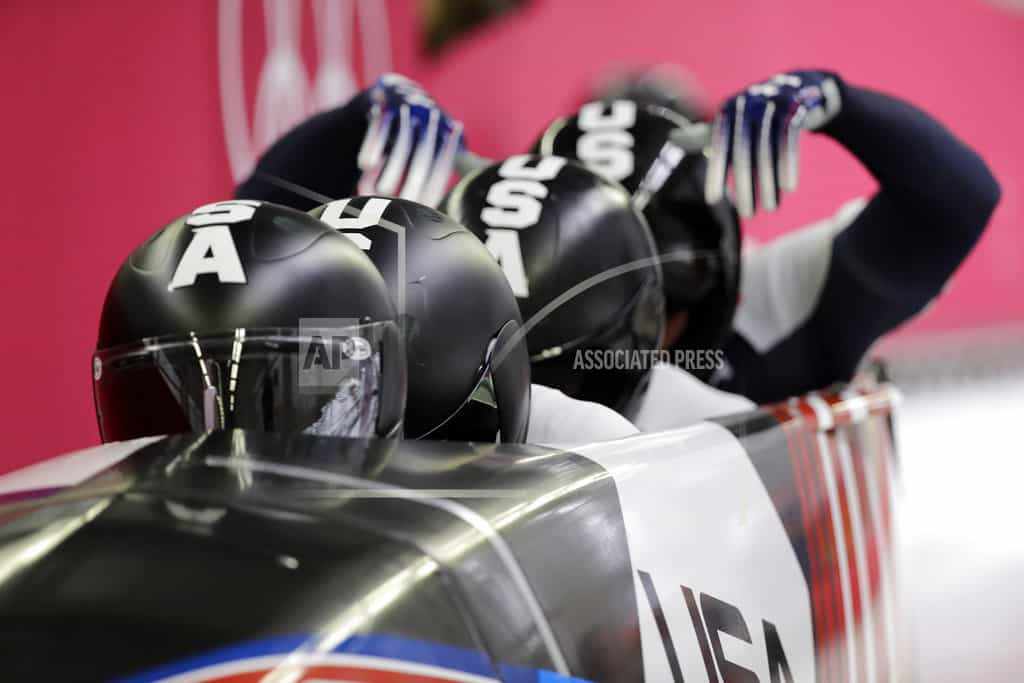 Tough bobsled season for the US men coming to an end