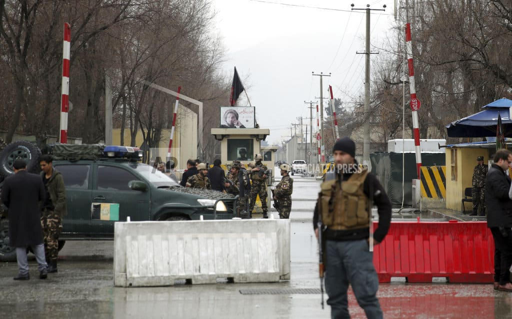 The Latest: Afghan official says at least 3 killed in south