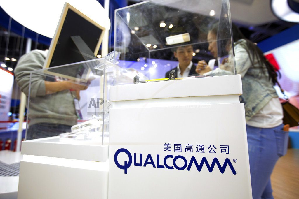 Broadcom raises Qualcomm bid to more than $121 billion