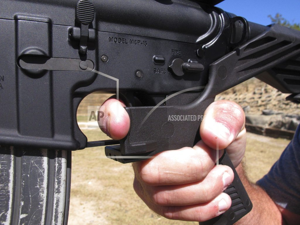 Cities and states take the lead on banning bump stocks