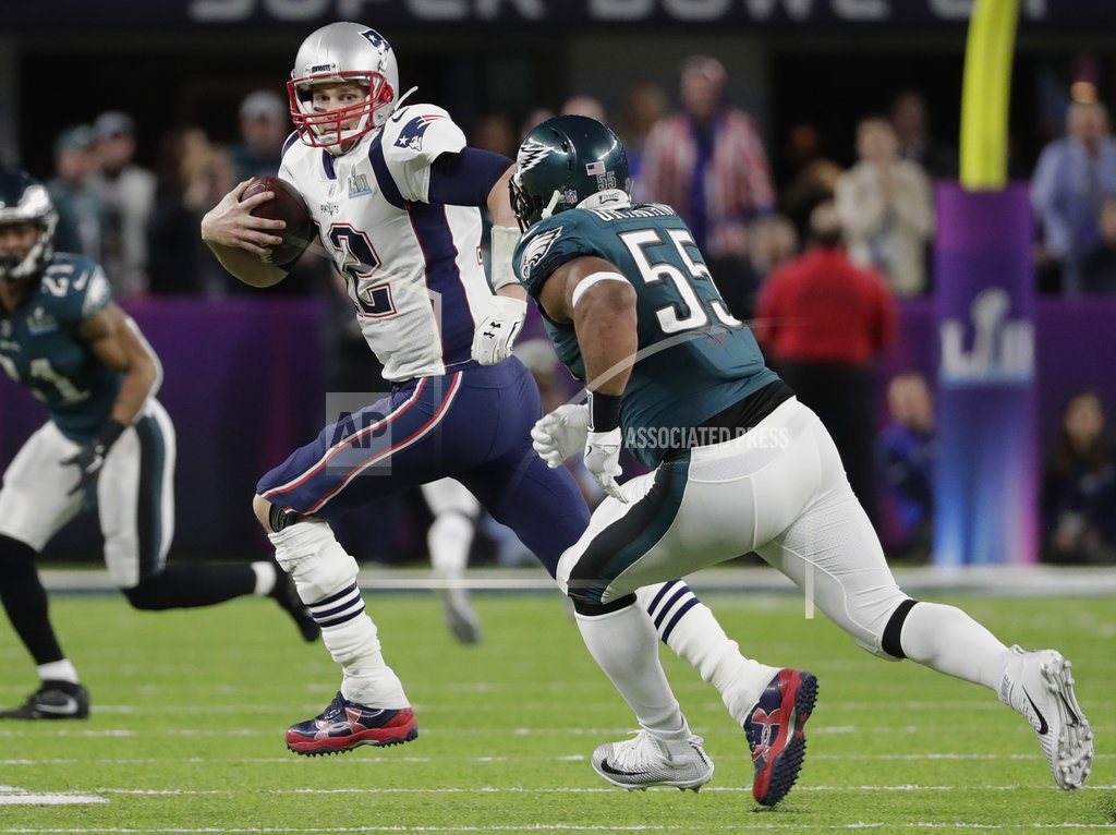 Nick Foles leads Eagles to first Super Bowl title over Pats