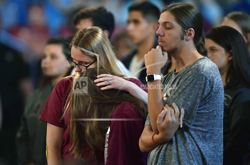 Florida school shooting: 'abject breakdown at all levels'