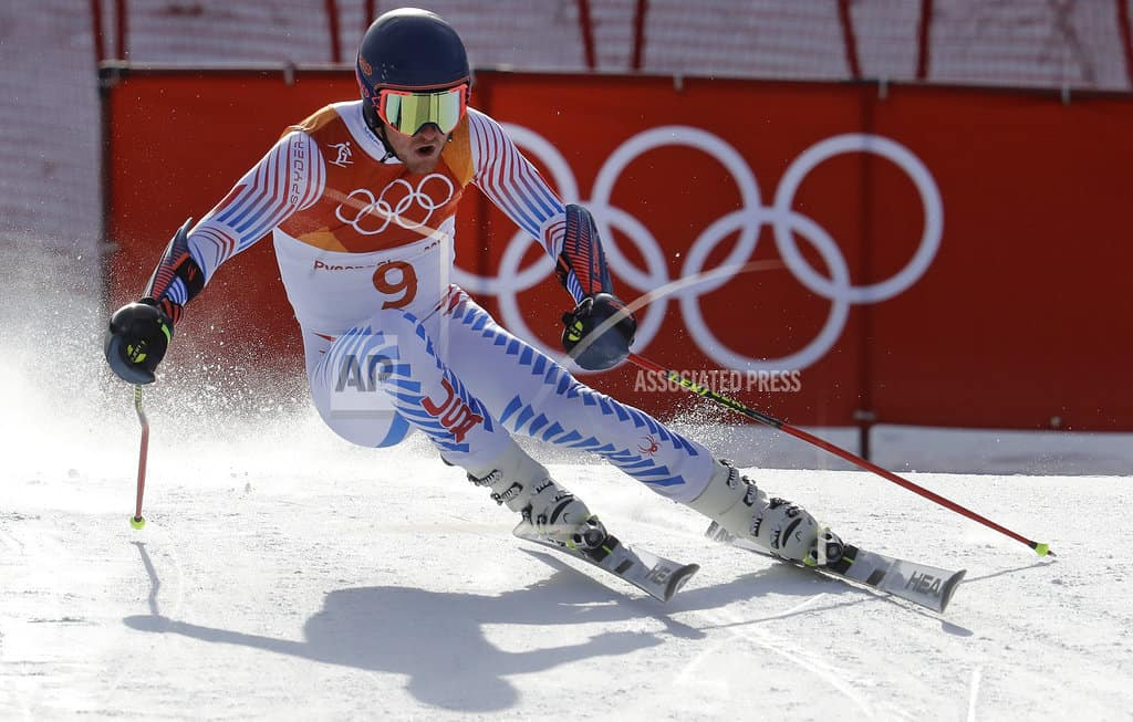 Ted Ligety finishes 15th in Olympic GS title defense