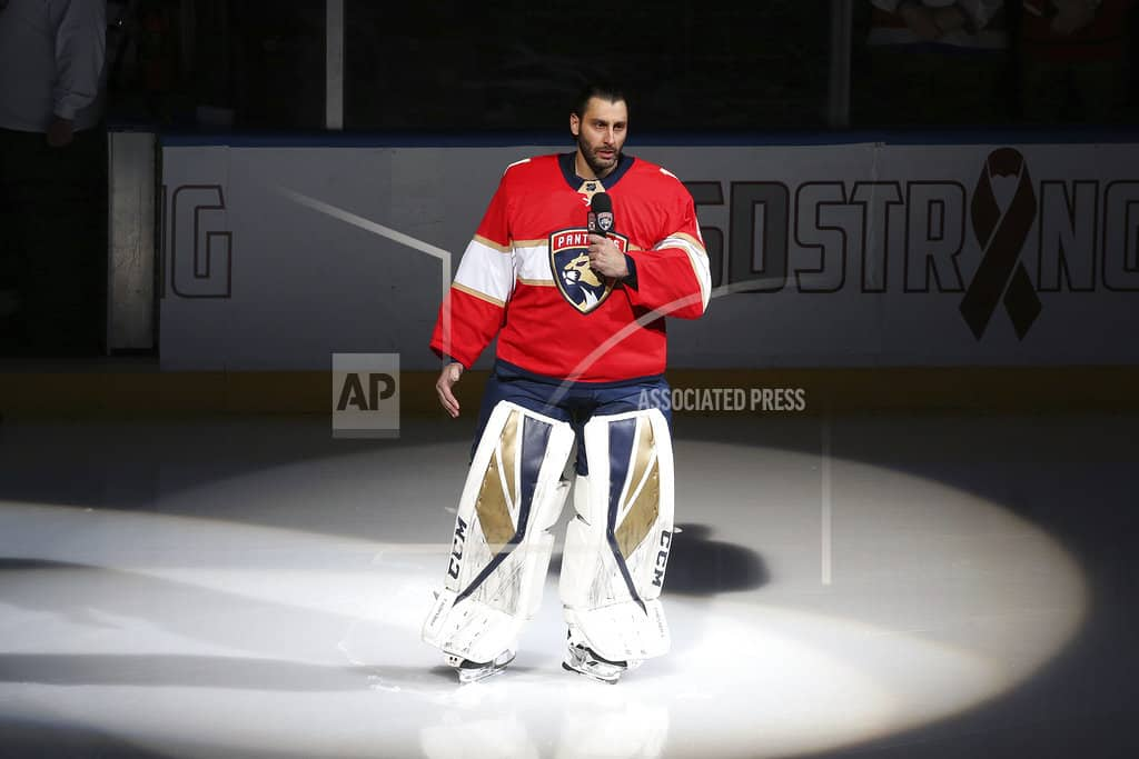 Trocheck scores late winner, Panthers beat Capitals 3-2