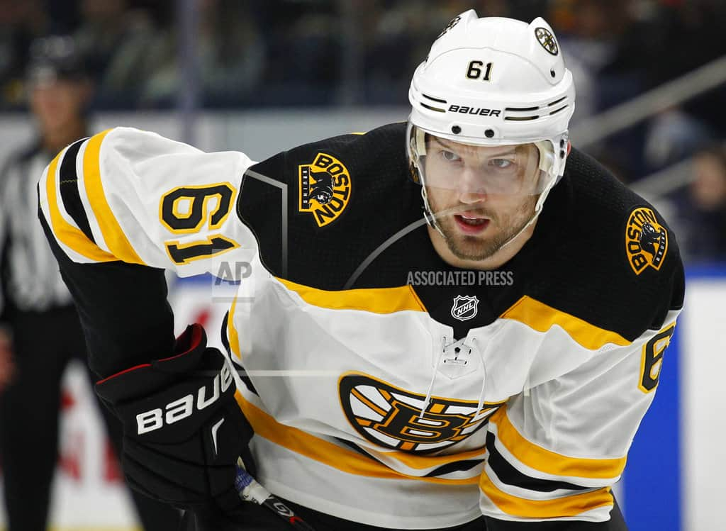 Vegas takes a bit of a gamble with Tatar deal
