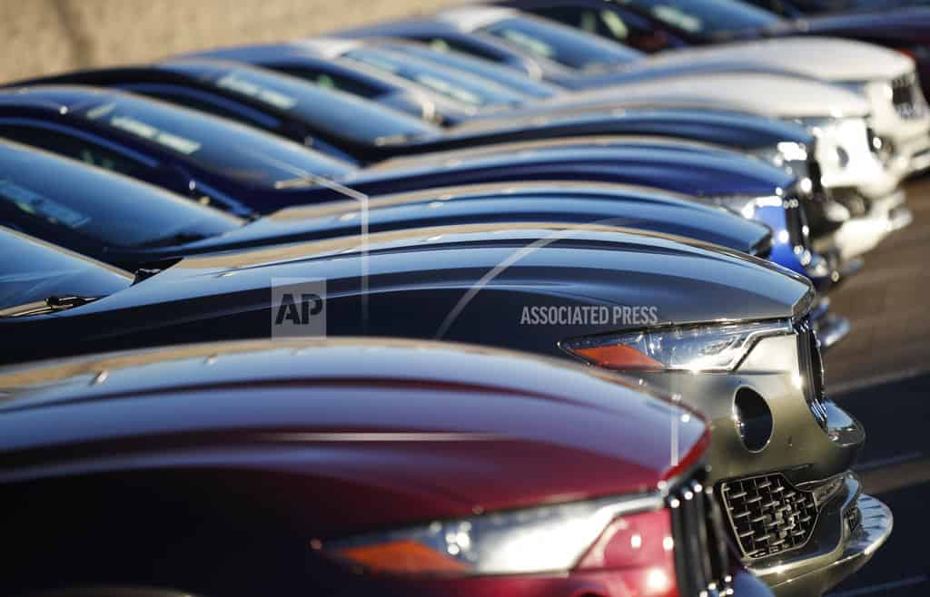 Early indications suggest US auto sales dipped in February