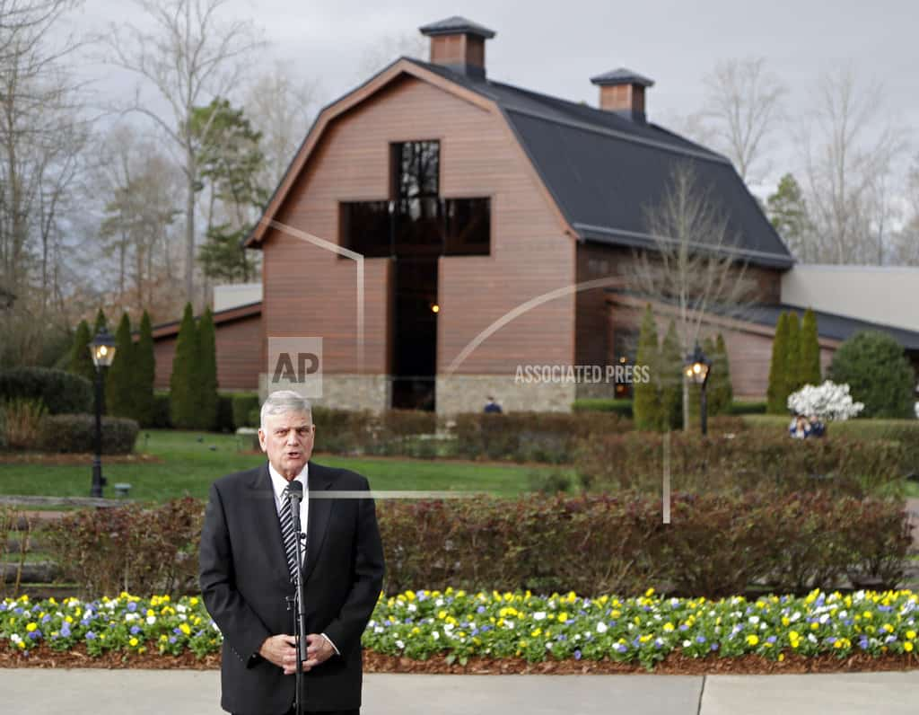 Billy Graham funeral to serve as evangelist's final crusade