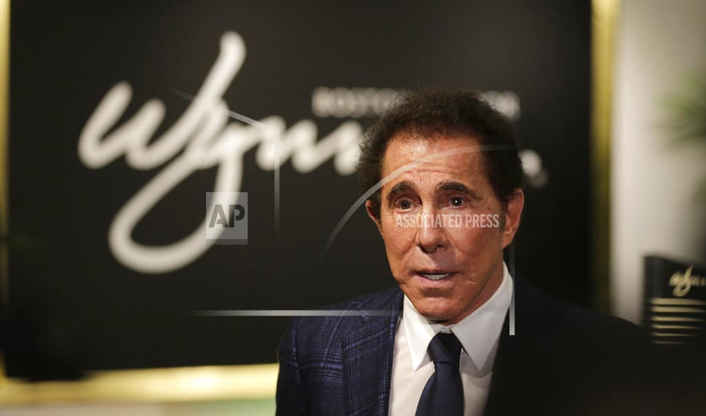 Casino mogul Steve Wynn accused again of sexual misconduct