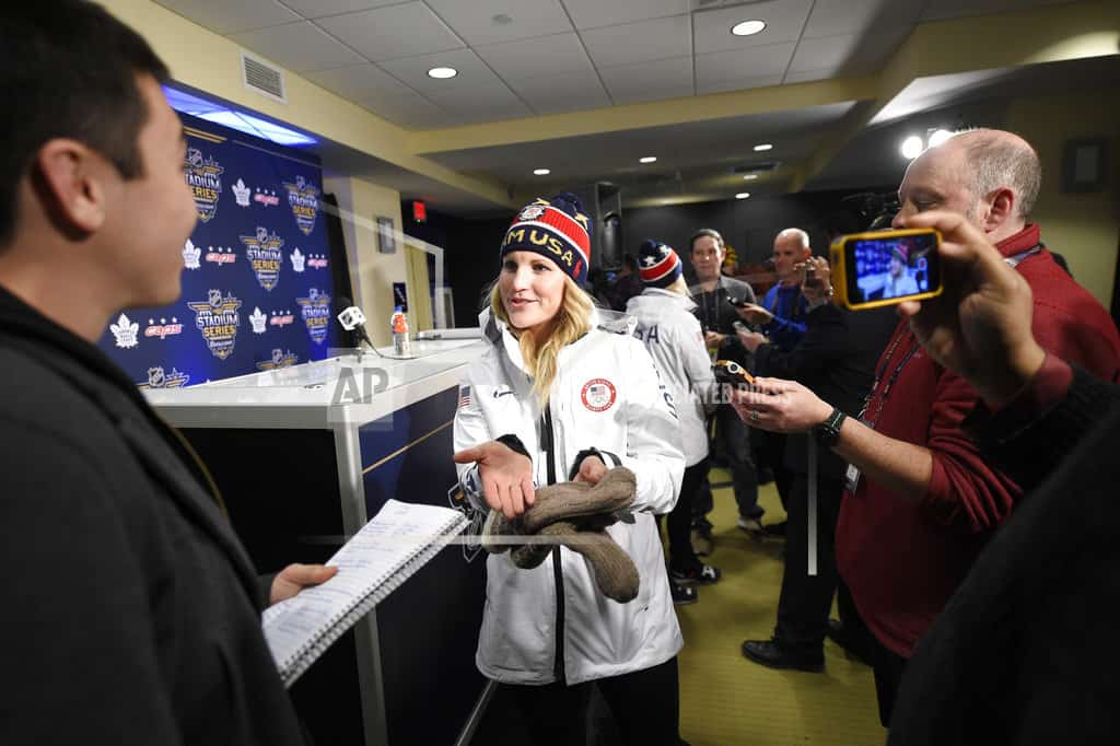 US women's hockey team looks to continue momentum after gold