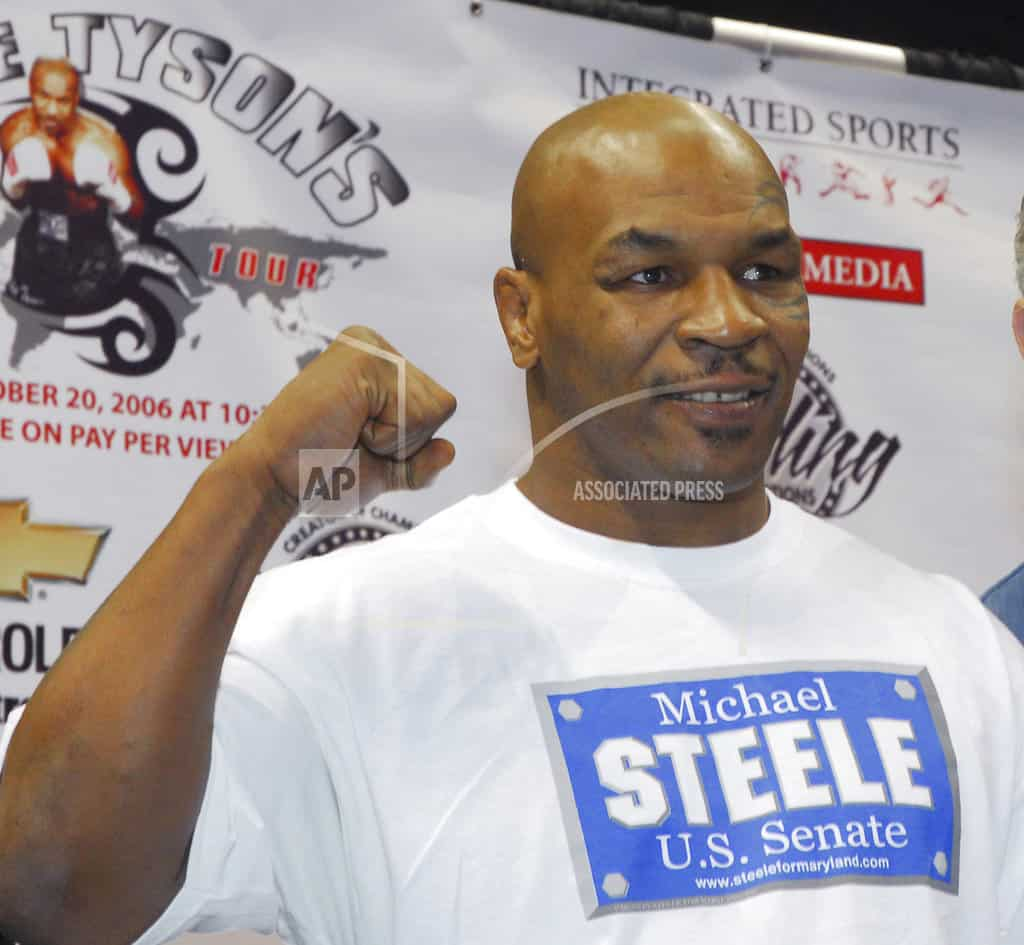 Mike Tyson's former Ohio home becoming a house of worship