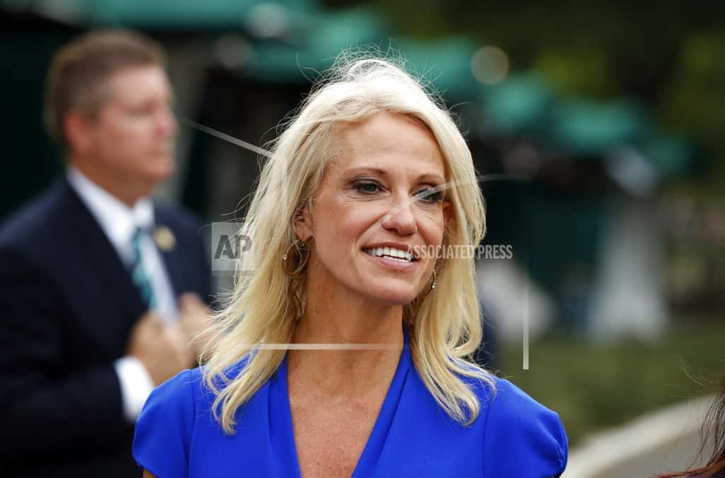 Conway won't say if she was punished over Hatch Act issue