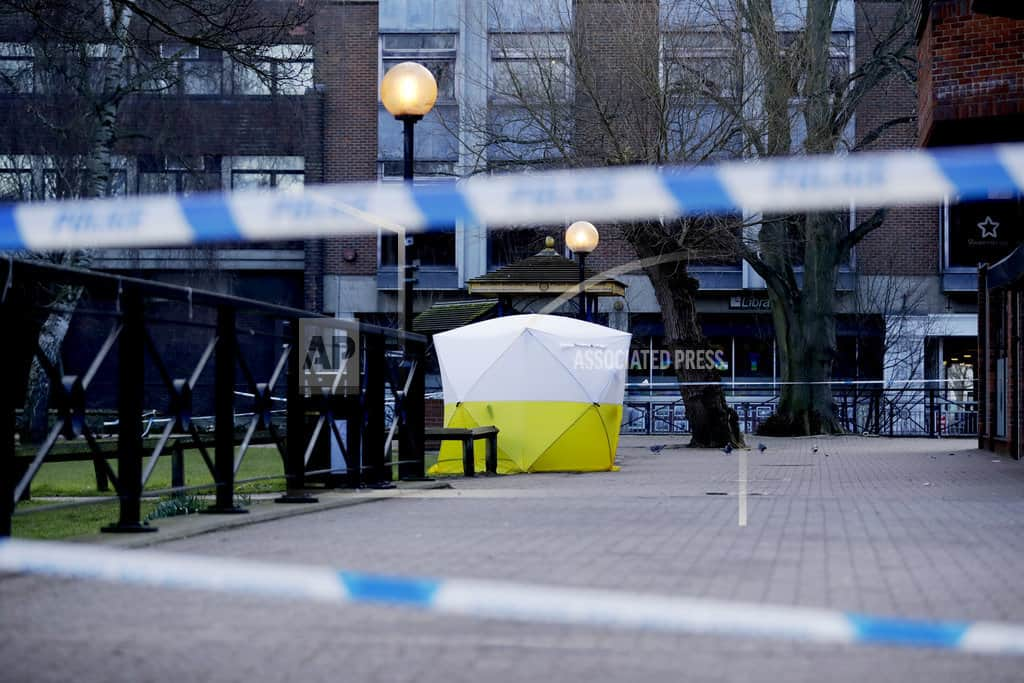 UK police: 21 people sought treatment after ex-spy poisoning