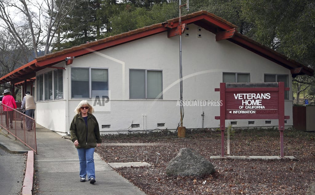 Police haven't reached gunman with hostages at veterans home