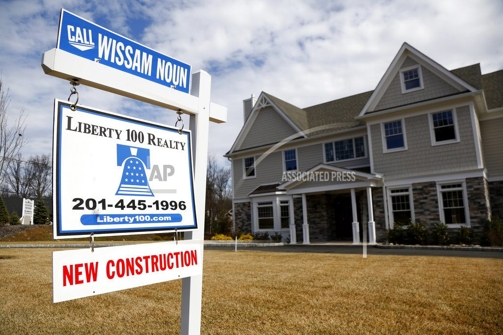 US new-home sales dipped in February, but demand is solid