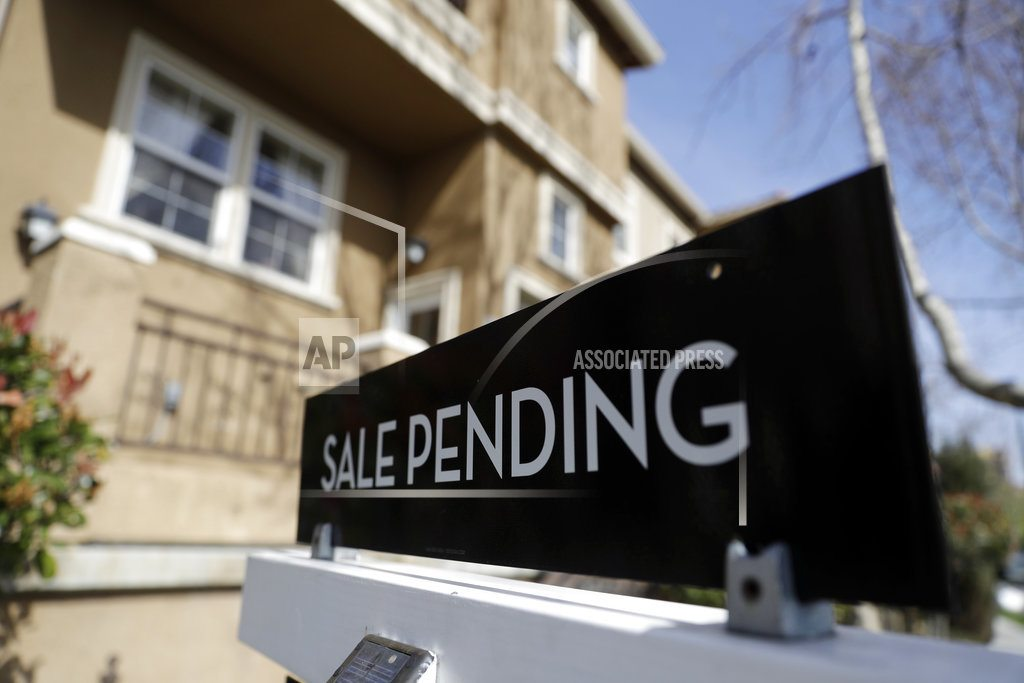 US pending home sales rise 3.1 percent in February