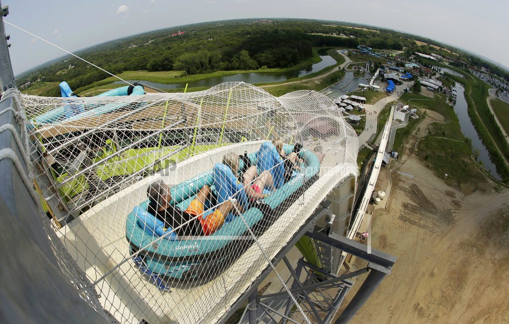 Indictment: Waterslide in fatal accident was 'deadly weapon'