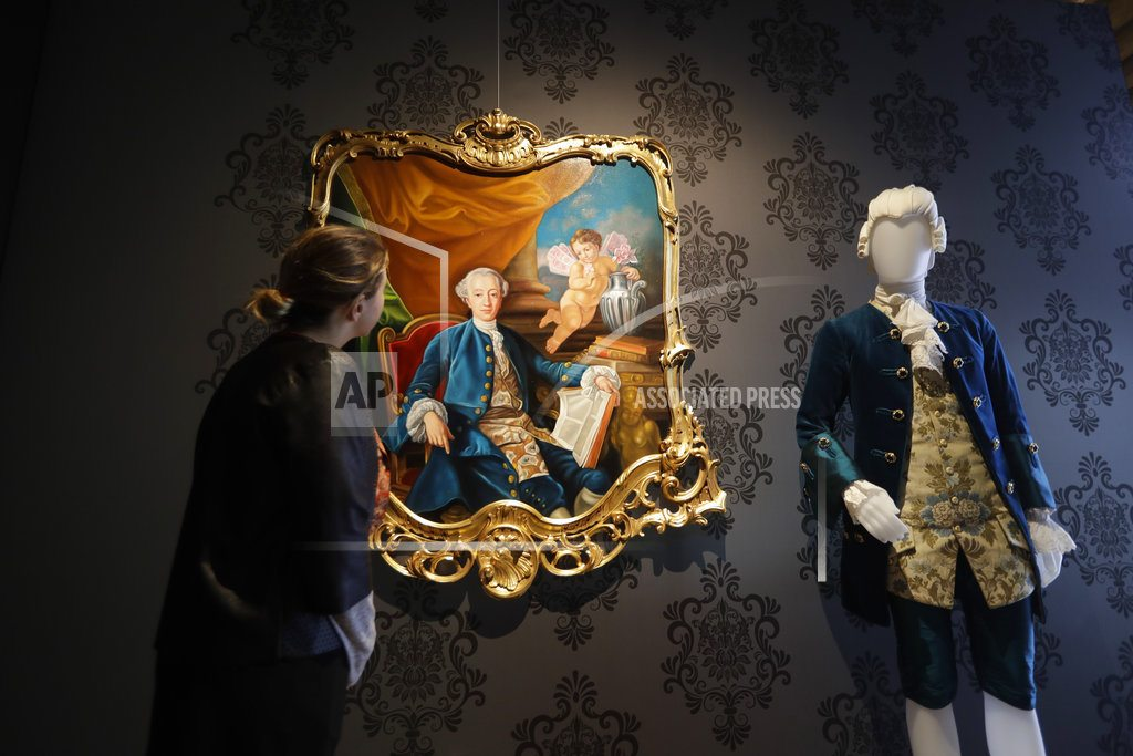 Italy museum aims to show Casanova as more than just a lover