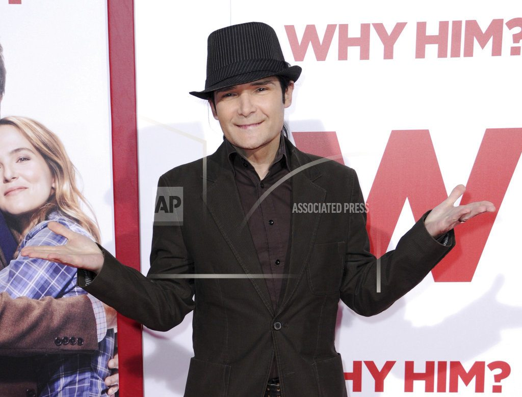 Actor Corey Feldman says he was attacked and stabbed
