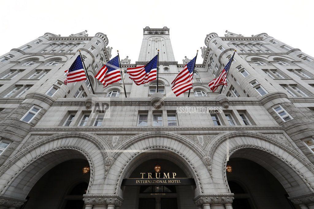 Judge allows Trump foreign gifts case to proceed
