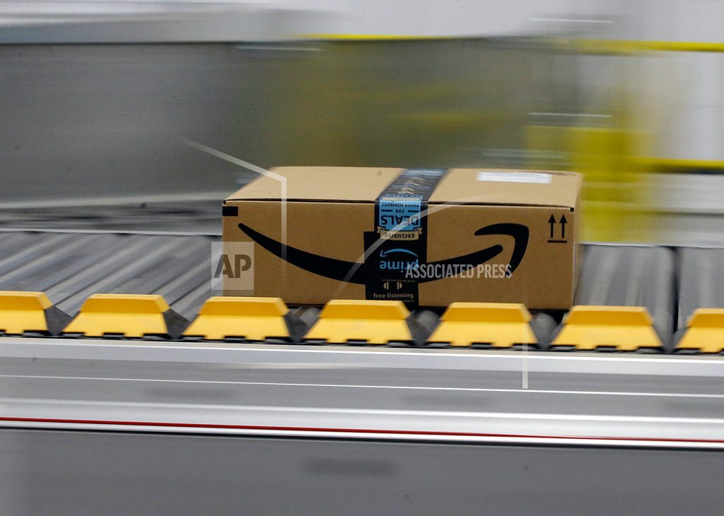 Trump goes after Amazon _ again _ over postal delivery