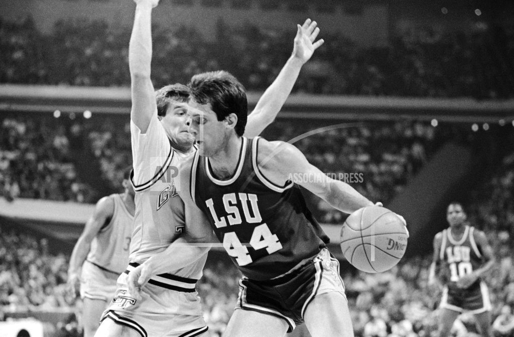 LSU's 1986 Final Four run still seems improbable today