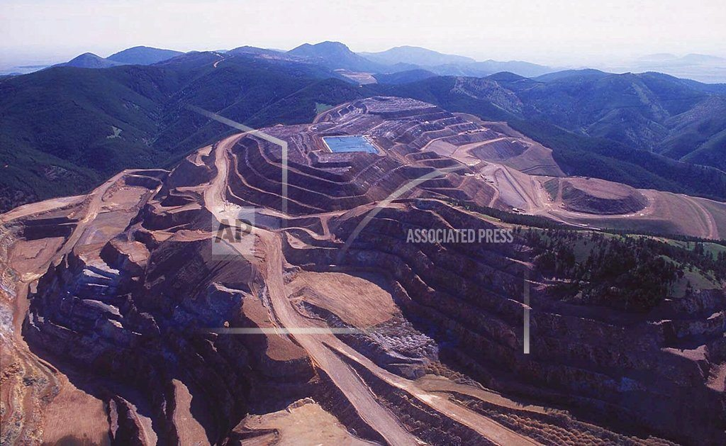 Mining exec: 'bad actor' label is bid to delay Montana mines