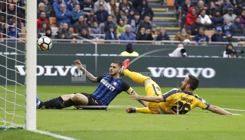 Immobile and Icardi each score 2 in fight for top goalscorer