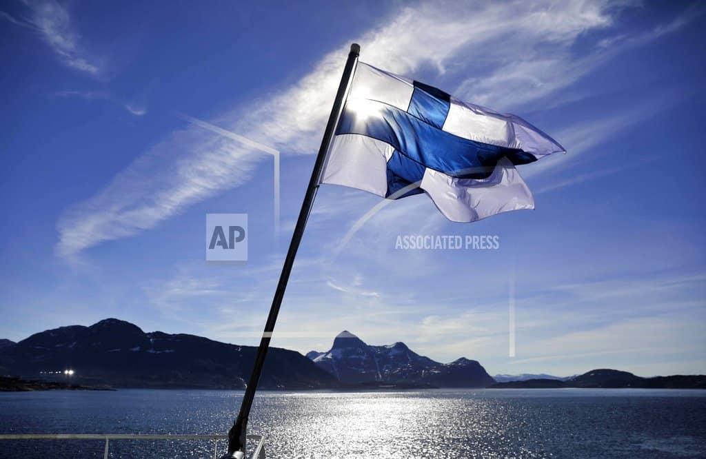 Shucks, Finns: Finland tops 2018 global happiness index