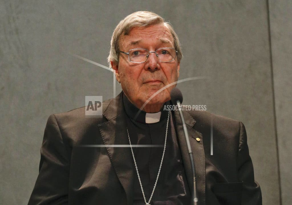 Cardinal's alleged abuse victims end testimony in Australia
