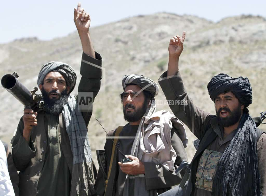 US, Afghan leaders agree on peace push, Taliban doesn't