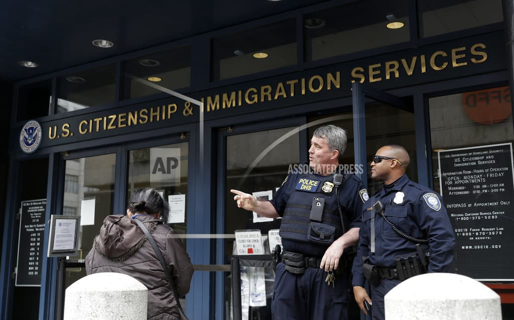 232 people arrested during immigration sweep in California