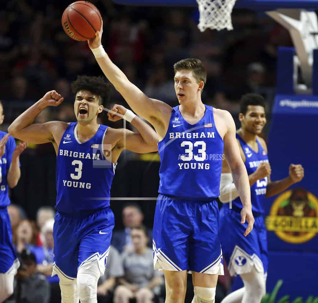 BYU upends No. 20 Saint Mary's in WCC semifinals