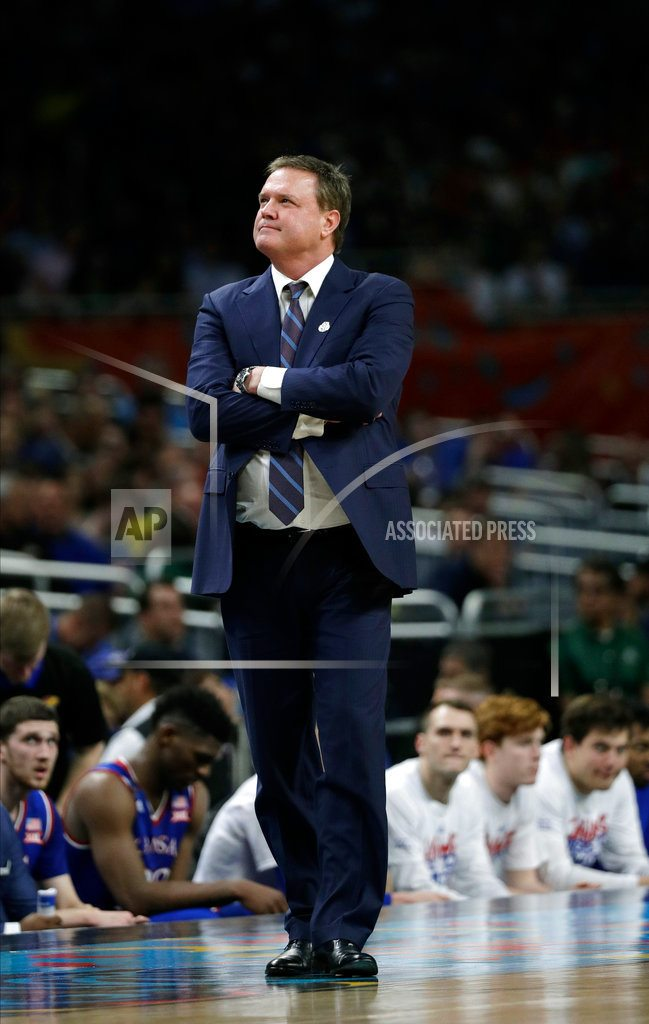 Kansas can't find a way to slow Villanova's 3-point barrage