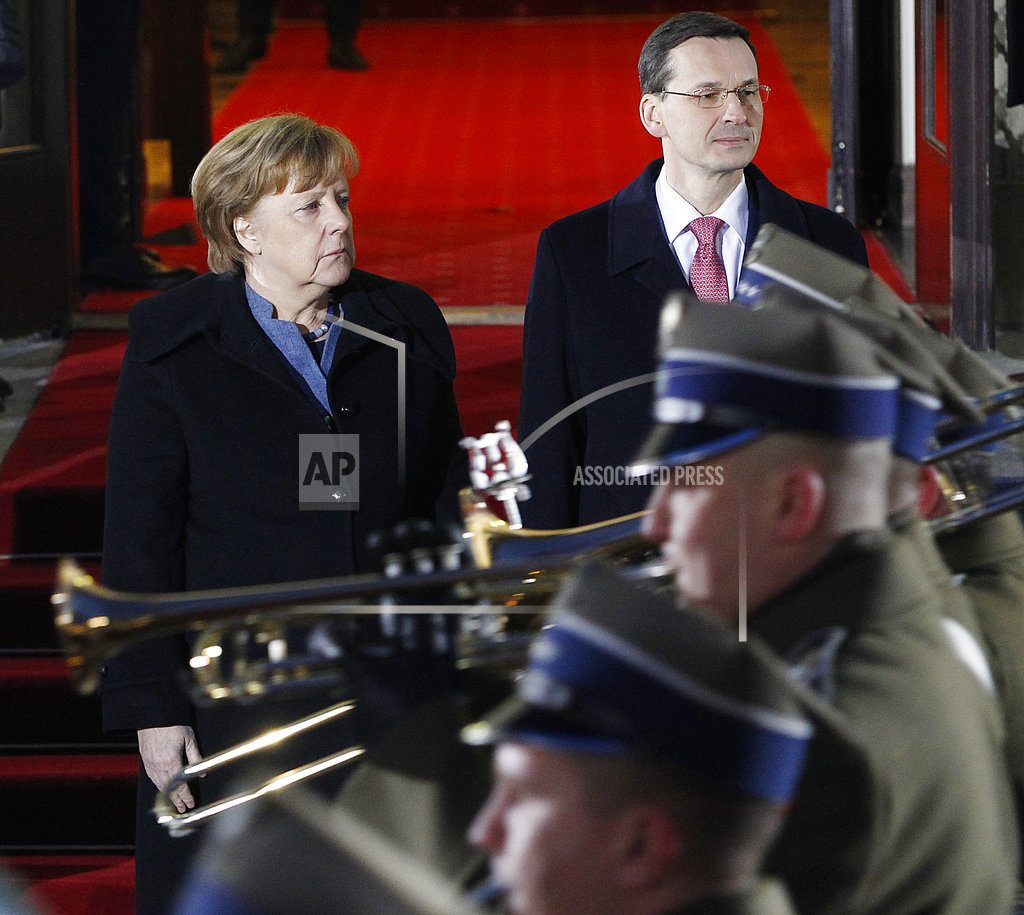 Poland signs nearly $5 billion deal to buy US missile system