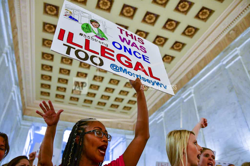 West Virginia legislators eye measures to end teacher strike
