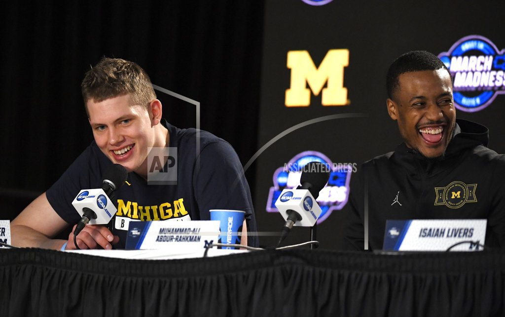 Wolverines meet Seminoles with Final Four berth on the line