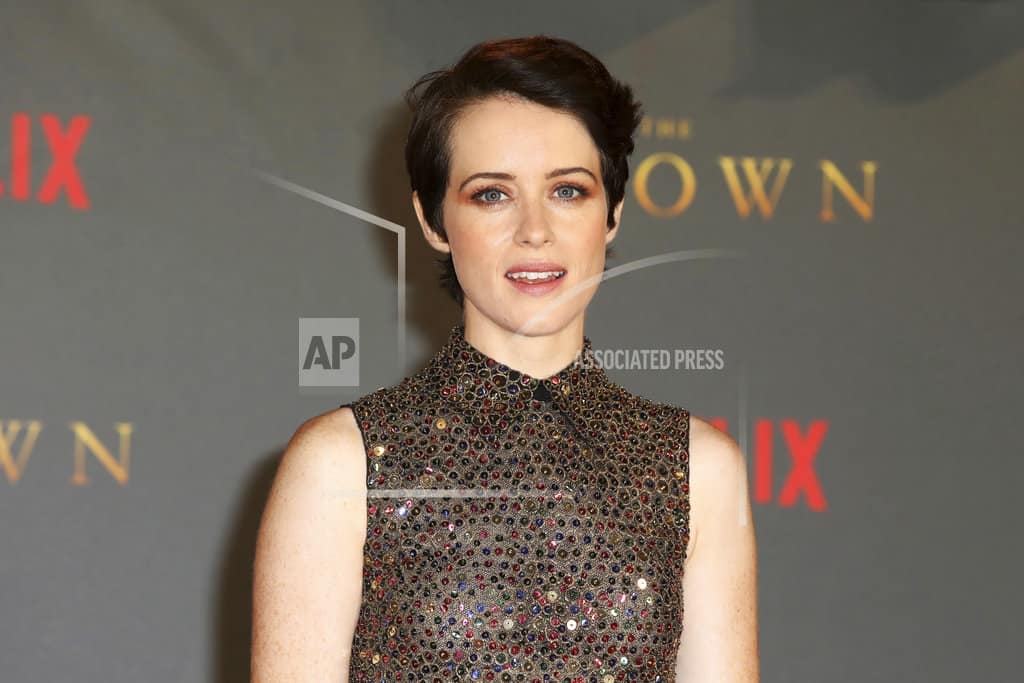 Report: Claire Foy paid less than co-star on 'The Crown'