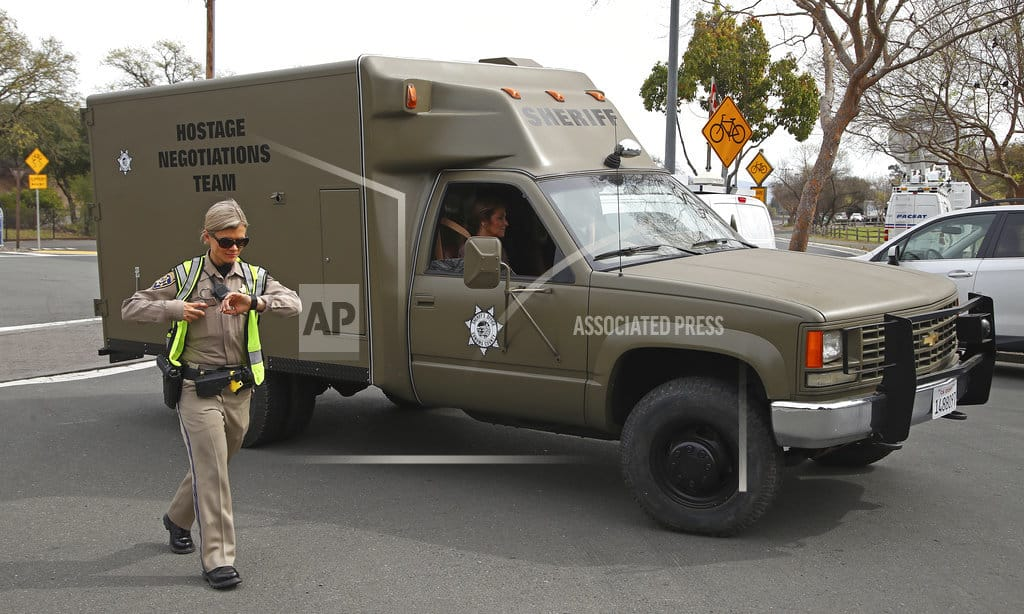 The Latest: US official says gunman, 3 hostages dead
