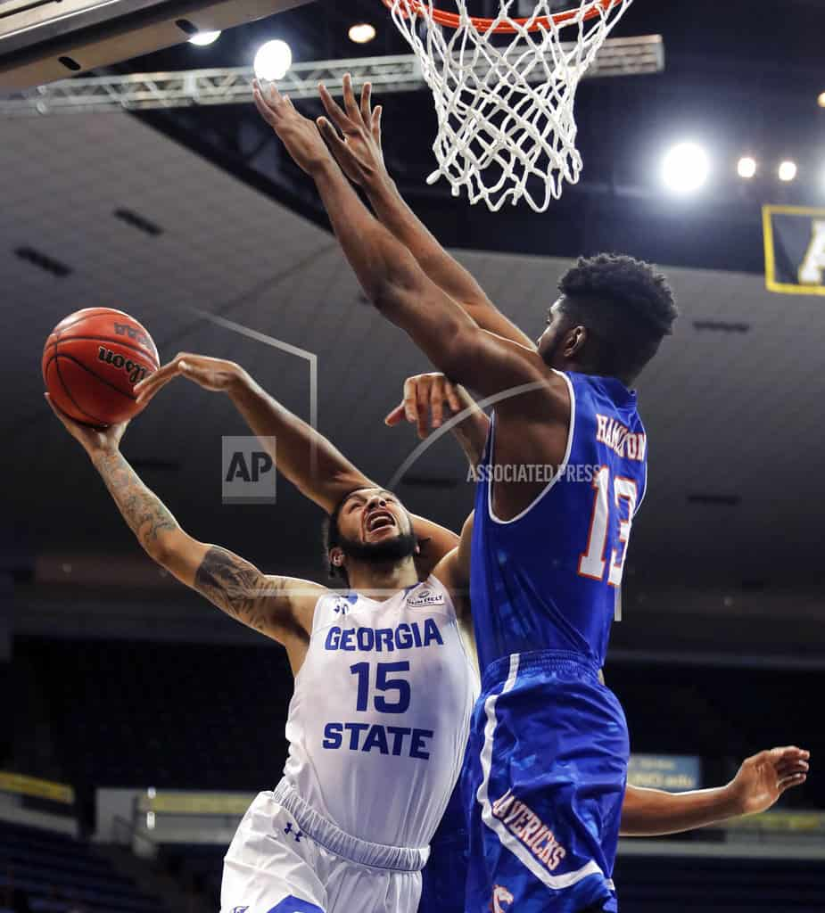 Georgia State holds off Texas Arlington to win Sun Belt