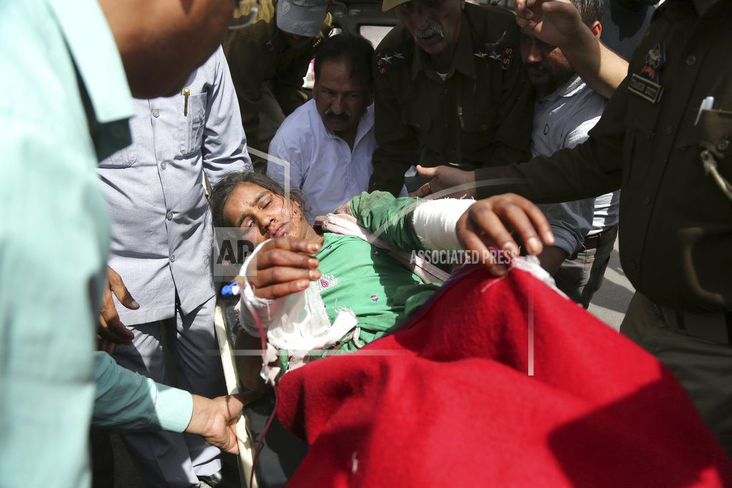 India: Pakistan shelling kills 5 family members in Kashmir